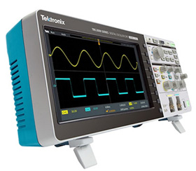 Tektronix tbs2000 see more signal